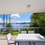 Noosa Quays Apartment 14 Balcony