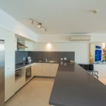 Noosa Quays Apartment 15 kitchen