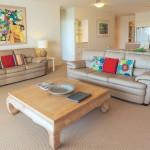 Noosa Quays Apartment 8 Living