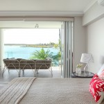 Enjoy absolute waterfront views from the master bedroom