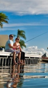 noosa-quays-private-beach-and-pontoon-fishing anyone