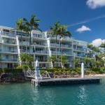 Noosa Quays Waterfront Location