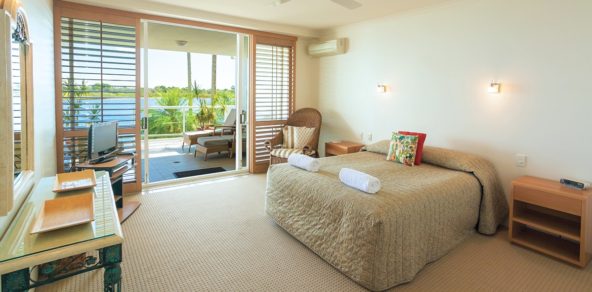 Noosa-Quays-Small-Bedroom