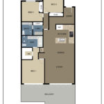 Apartment9 Floor Plan