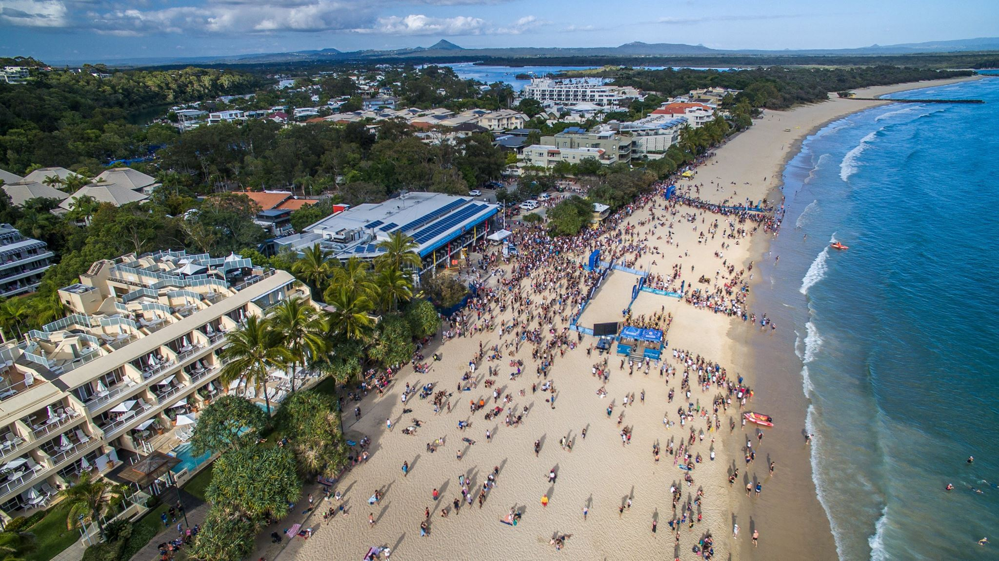 Image courtesy of Noosa Triathlon